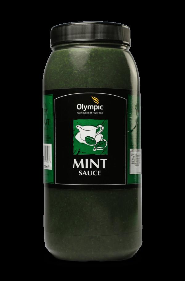 Olympic Mint Sauce 2.27L Jar