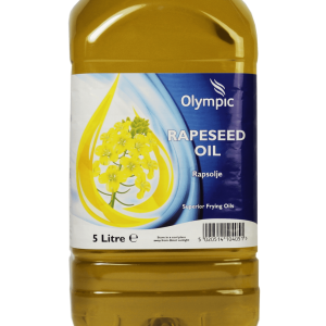 Olympic Rapeseed Oil 5L