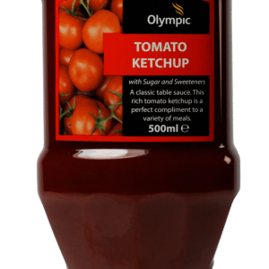 Olympic Tomato Ketchup 500ml Bottle