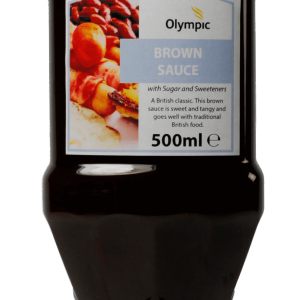 Olympic Brown Sauce 500ml Bottle