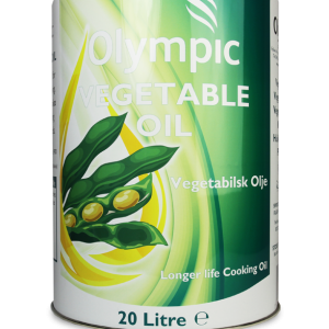 Olympic Vegetable Oil 20L Drum