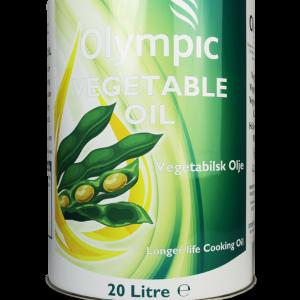 Olympic Vegetable Oil 20L Drum