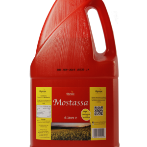 Olympic Mostassa 4L HDPE Bottle