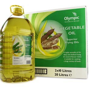 Olympic Vegetable Oil 2x10 Litres PET