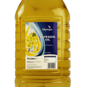 Olympic Rapeseed Oil Bottle In Box