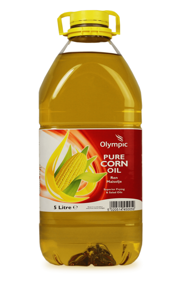 Olympic Corn Oil 3L Bottle