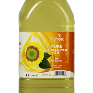 Olympic Sunflower Oil 3L