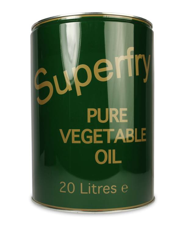 Superfry Vegetable Oil 20L Drum