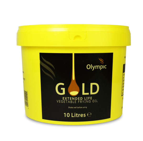 Olympic Extended Life Frying Oil 10 Litres Bucket