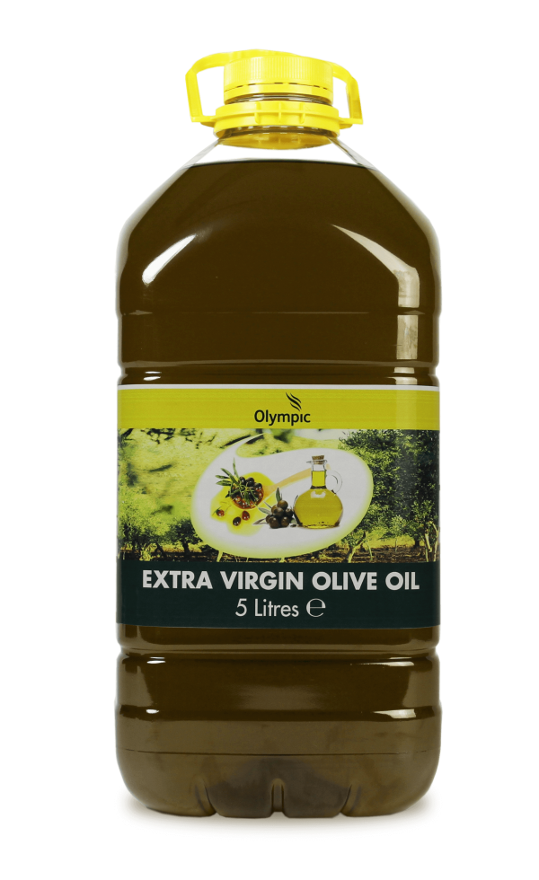 Olympic Extra Virgin Olive Oil 5L Bottle