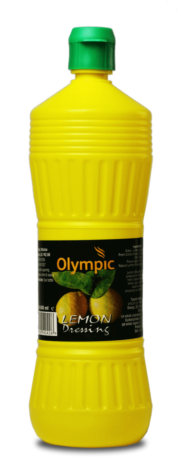 Olympic Lemon Dressing Bottle
