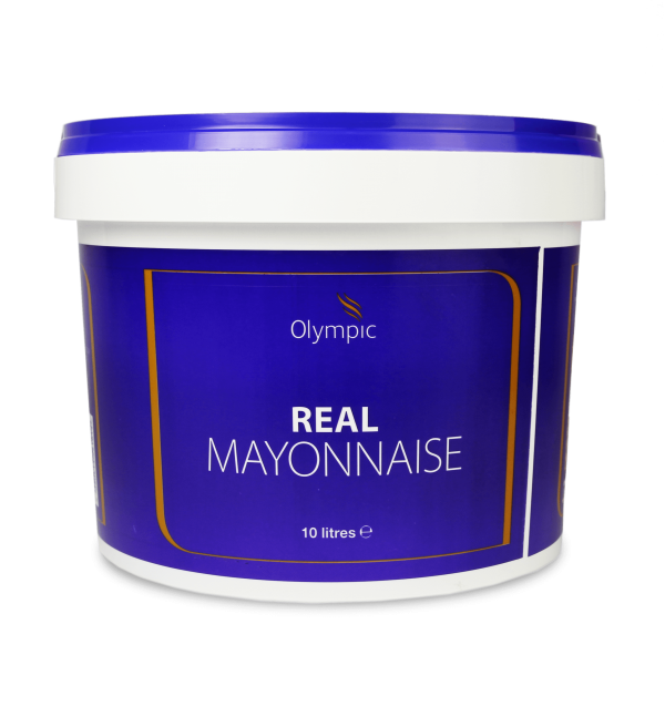 Olympic Real Mayo 10L Bucket