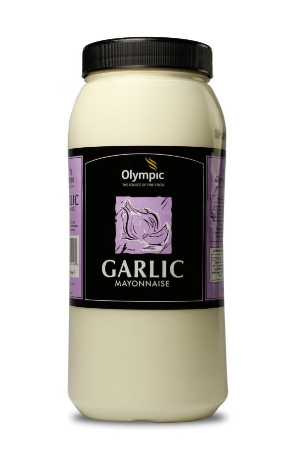 Olympic Garlic Mayonnaise 2.27L Jar