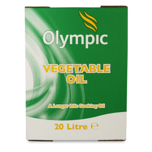 Olympic Vegetable Oil 20L Bottle In Box