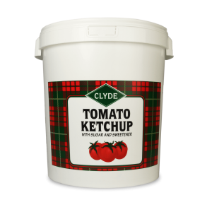 Clyde Tomato Ketchup 20kg Bucket