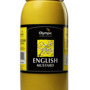 Olympic English Mustard 2.27L Jar
