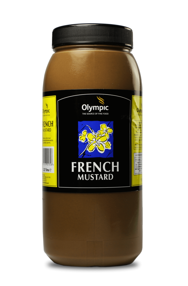 Olympic French Mustard 2.27L Jar