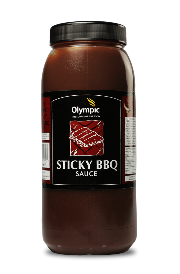 Olympic Sticky BBQ Sauce 2.27L Jar