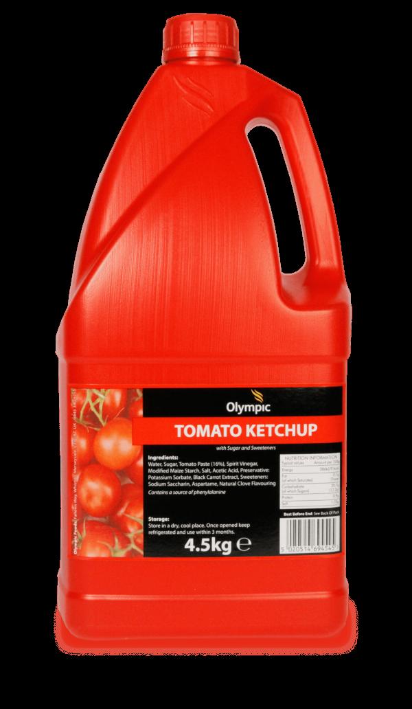 Olympic Tomato Ketchup 4.5kg Jug