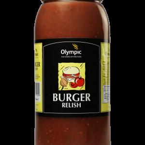 Olympic Burger Relish 2.27L Jar