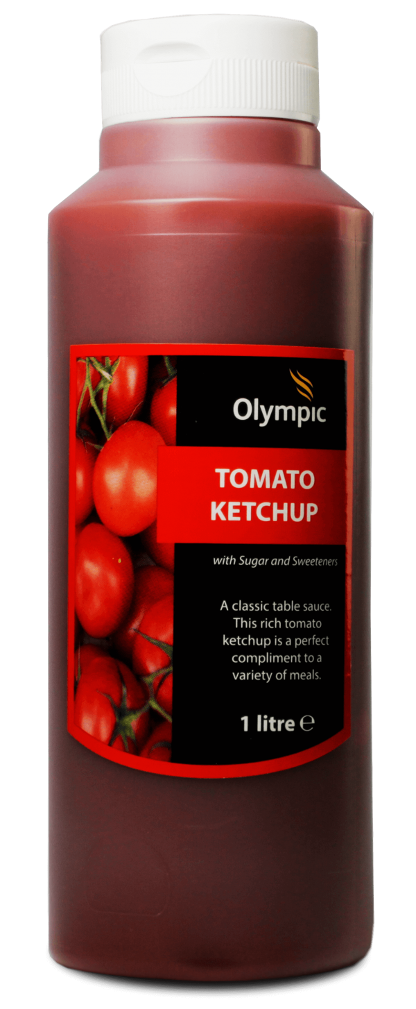 Olympic Tomato Ketchup 1L Bottle
