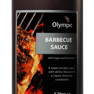 Olympic BBQ Sauce 1L Bottle
