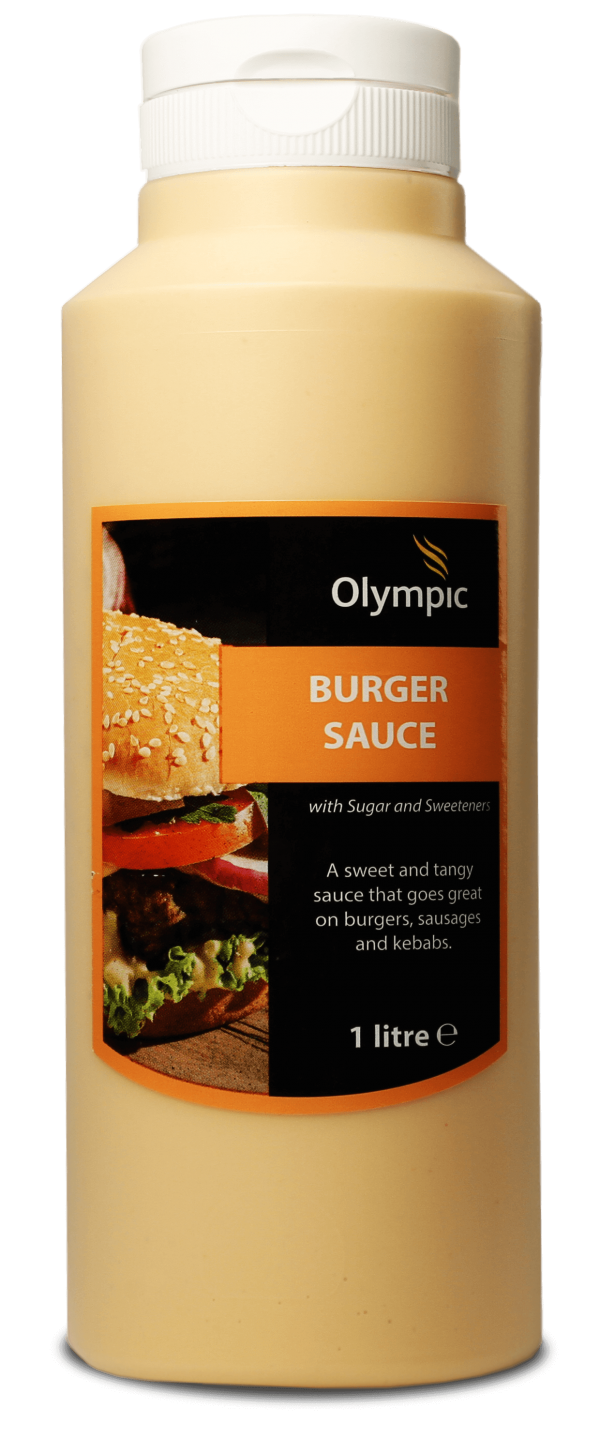 Olympic Burger Sauce 1L Bottle