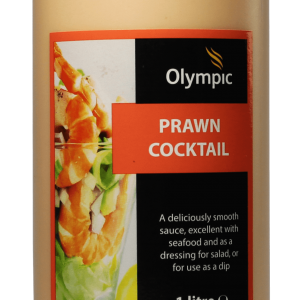 Olympic Prawn Cocktail Sauce 1L Bottle