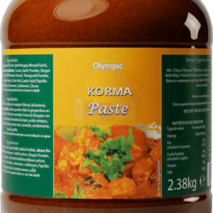 Olympic Korma Paste Jar