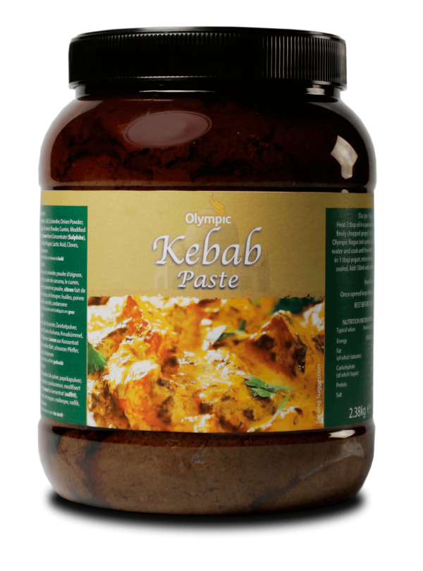 Olympic Kebab Paste 2.38kg Jar