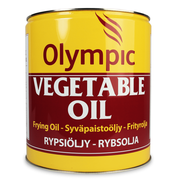 Olympic Vegetable Oil 15L Drum