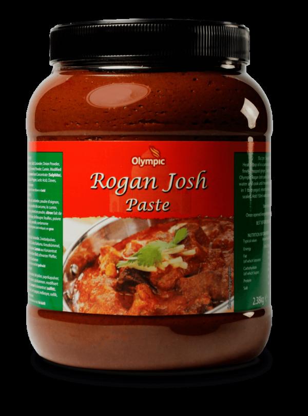 Olympic Rogan Josh Paste 2.38kg Jar